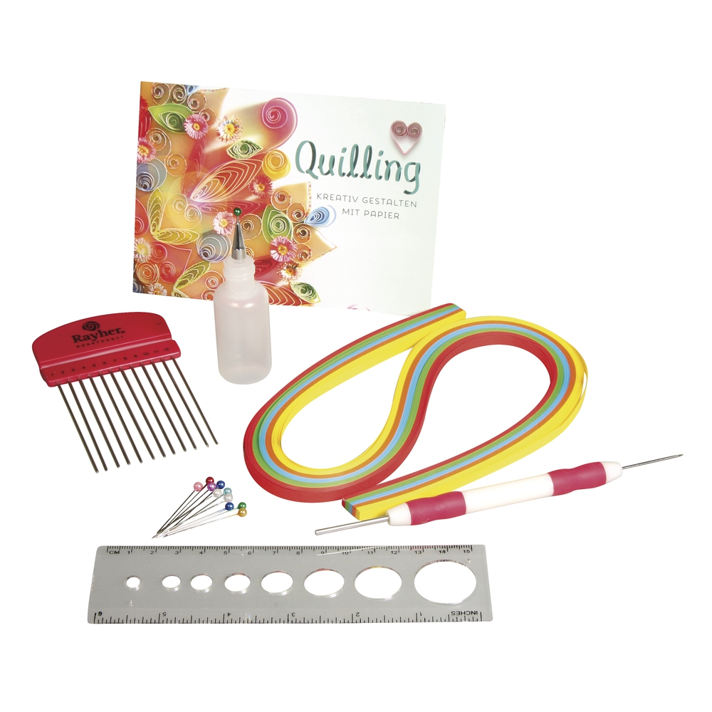 Outillages et supports de quilling