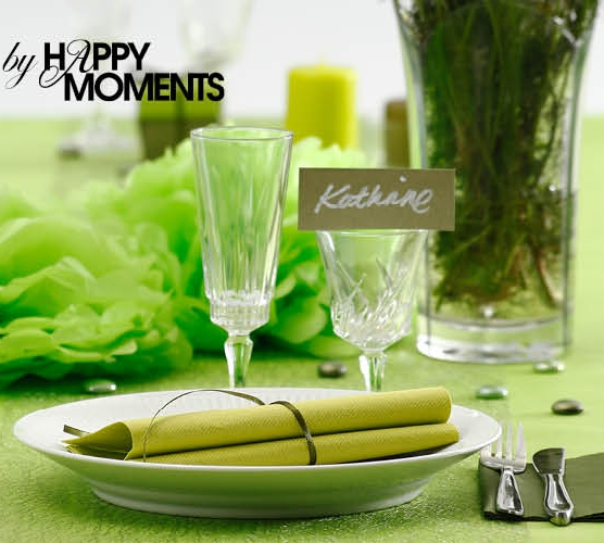 Collection vert Happy Moments
