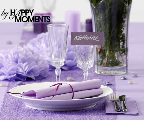 Collection lilas Happy Moments