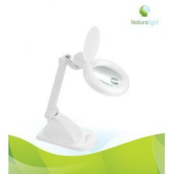 lampe loupe de table naturalight en1040
