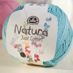 natura just cotton par dmc