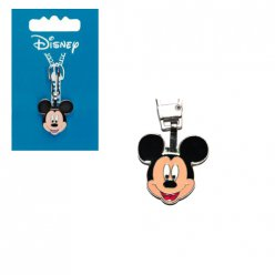 tirette fashion zipper disney mickey