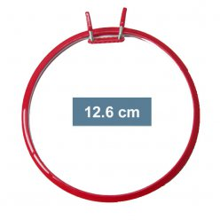 lot de 4 cercles pour broder en machine 126cm