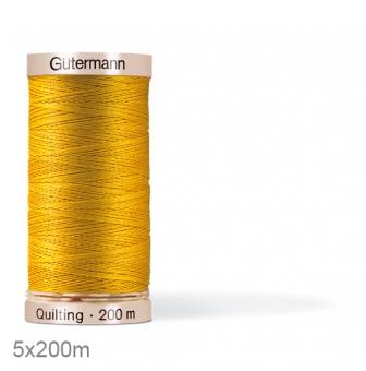 5709 blanc Guttermann coton naturel fil 100m