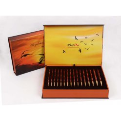 coffret the golden light d aiguilles interchangeables