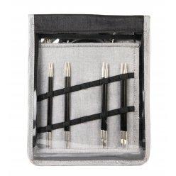 KnitPro zing aluminium tricot aiguille-set 15 CM type 47401 aiguille jeux chaussette aiguilles tricot