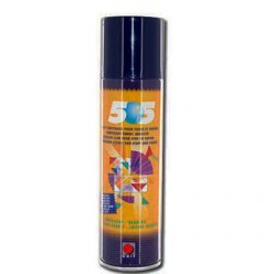 colle spray 505 repositionnable 250ml odif