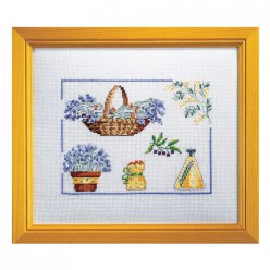 kit broderie traditionnelle la provence