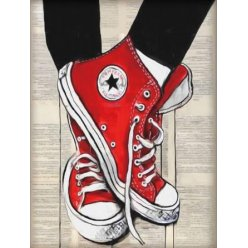 diamond painting 40x30  converse 80
