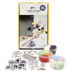 funny friends set d activite pour 10 figurines