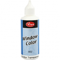 peinture window color contour 80 ml