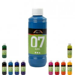 peinture a  color glass 250 ml