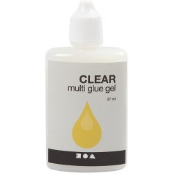 clear  colle gel