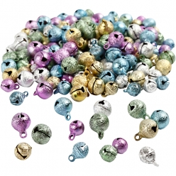 clochettes pastels metalisees 9  11 mm 200 pieces