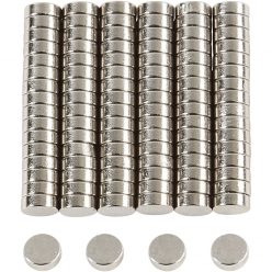 aimants puissants 5 mm lot de 100 pieces