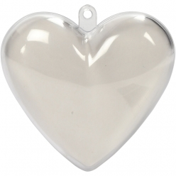 coeur decoratif separable 10 pieces a insert