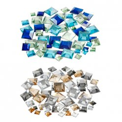 pierre de strass carrees 360 pieces