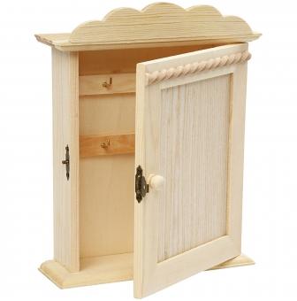 Armoire à clés en bois 18x6x22 cm Creativ Company - Boites en