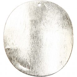 medaillon rond 40x40mm  1 piece