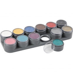 maquillage a base d eau assortiment 12x15ml