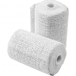 bandes platrees lot de 2 rouleaux