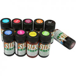peinture soie silk royal assortiment 10x50ml