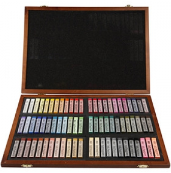 pastels tendres gallery set 72 pieces