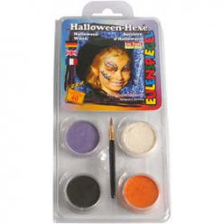 maquillage  set thematique halloween