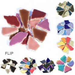 mosaique ceramique flip assortiment