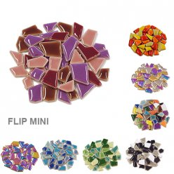 mosaique ceramique flip mini assortiment