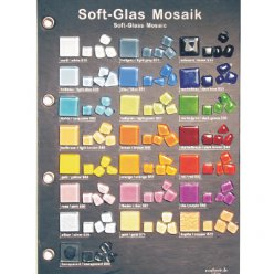 nuancier mosaique soft glas