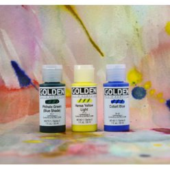 couleurs fluids extra fines golden 30 ml