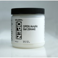 open acrylic gel  brillant 236 ml