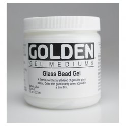 gel perles de verre 236 ml  glass bead gel