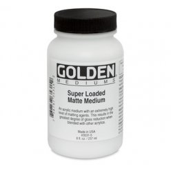super loaded matte medium 236 ml