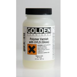 Vernis brillant Polymer UV(brillant) 236 ml