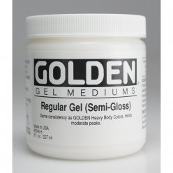 gel de base satin golden 236 ml