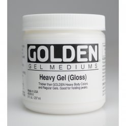 gel de structure brillant golden 236 ml