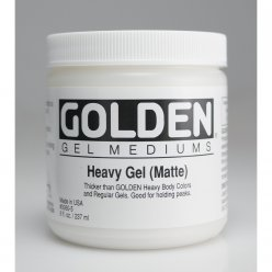 gel de structure mat golden 236 ml