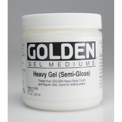 gel de structure satin golden 236 ml
