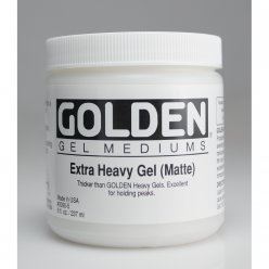 gel de structure forte densite mat golden 236 ml
