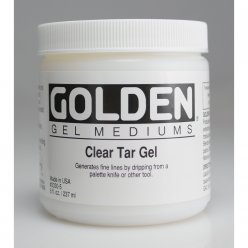 gel transparent filant golden 236 ml