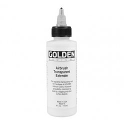 diluant transparent pour aerographe golden 119 ml