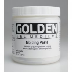 pate de structure opaque golden 236 ml