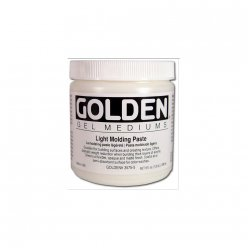 pate de structure opaque allegee golden 236 ml