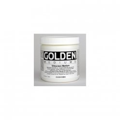 medium serigraphie golden 236 ml