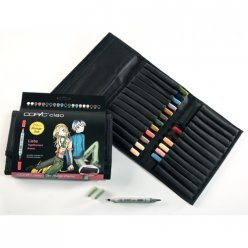 set copic ciao trousse 20 couleurs set manga amour