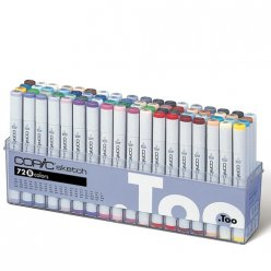 set copic sketch b  72 couleurs dont 24 gris