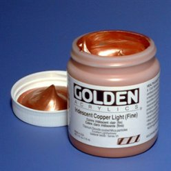 couleurs iridescentes et micacees golden 119 ml