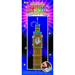 strictly art sequin vertical  big ben